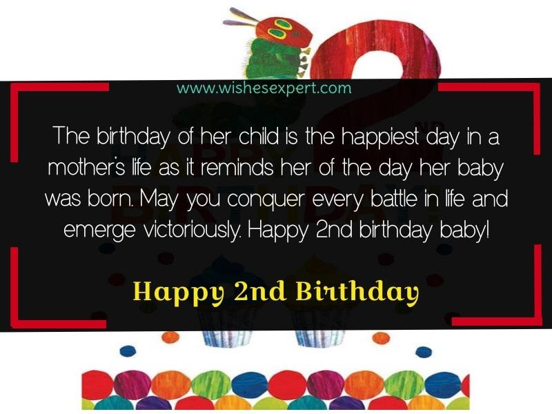 Happy 2nd Birthday