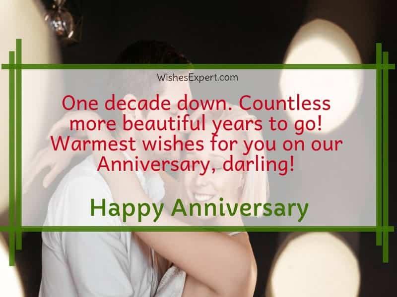 Happy 10 Year Anniversary