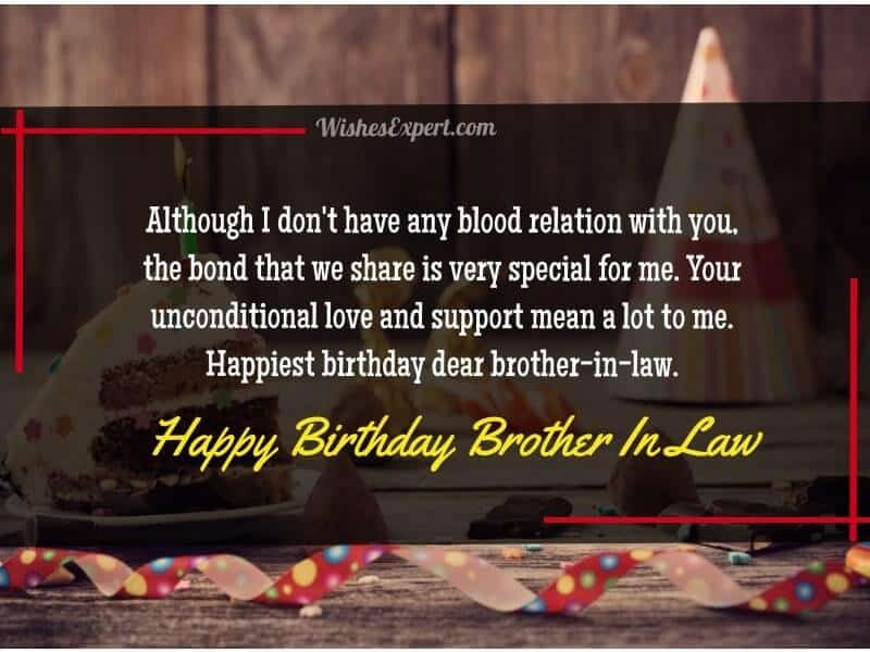 Exclusive Birthday Wishes For Brother In Law