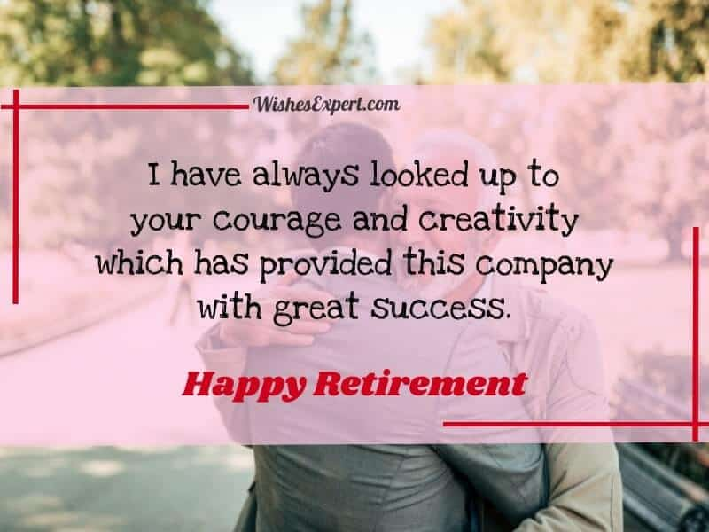 Best Retirement Wishes
