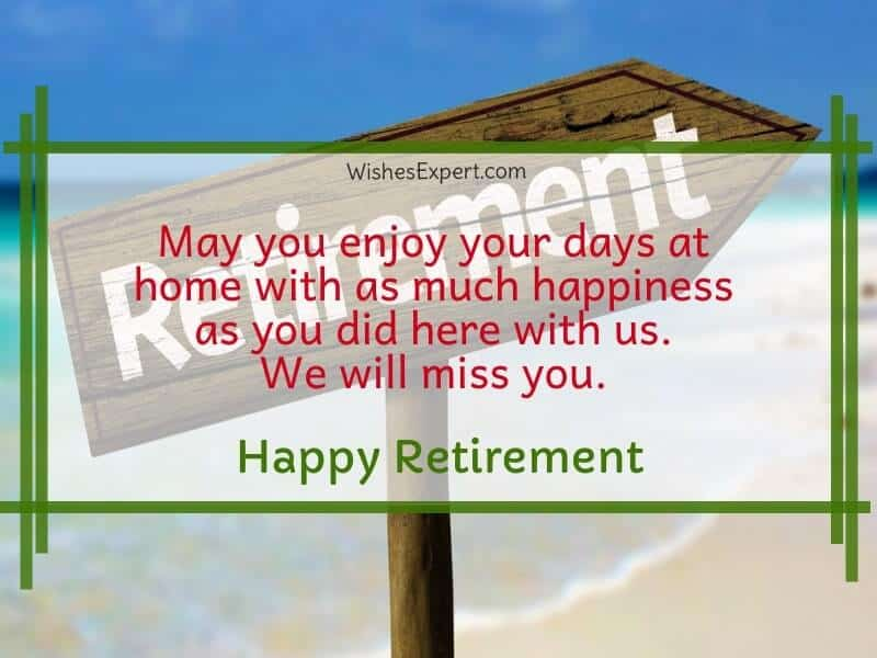 Best Retirement Messages