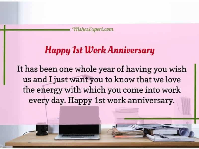 1st-Work-Anniversary