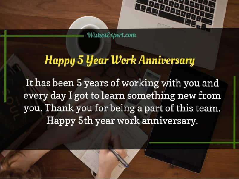5th-Work-Anniversary