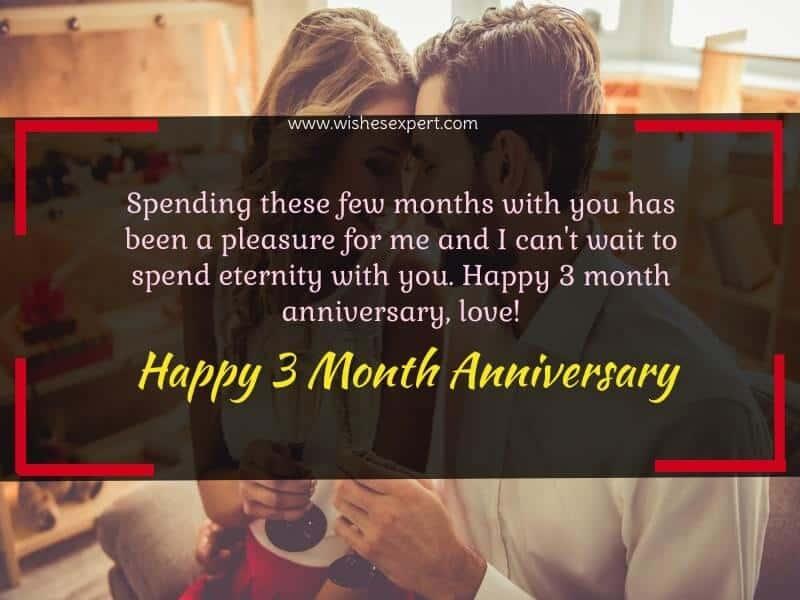 3-Month-Anniversary