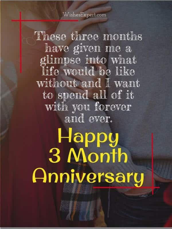 3-Month-Anniversary-Quotes