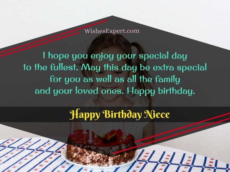 happy birthday quotes for niece