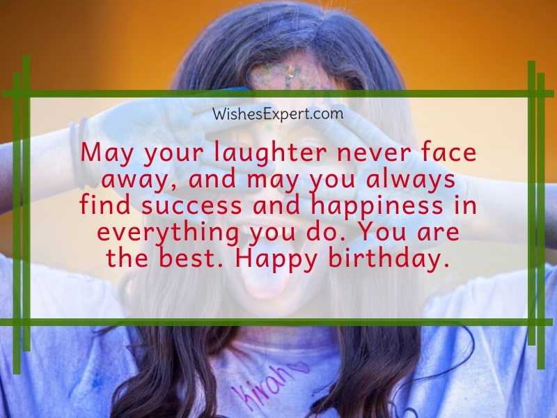 birthday messages for niece