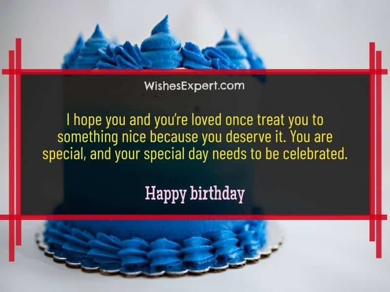short and simple birthday wishes