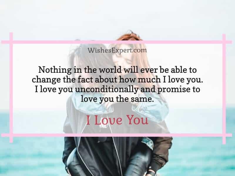 love message for boyfriend