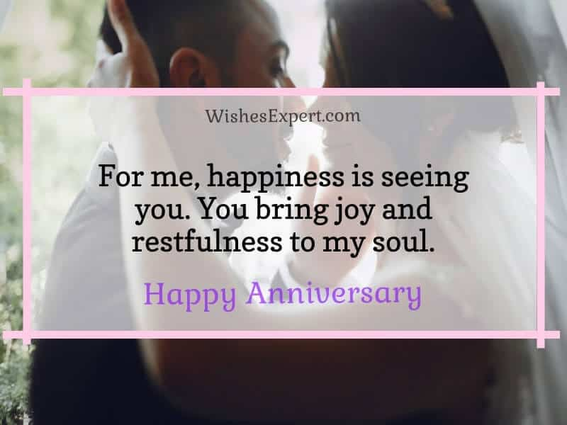 anniversary messages for him
