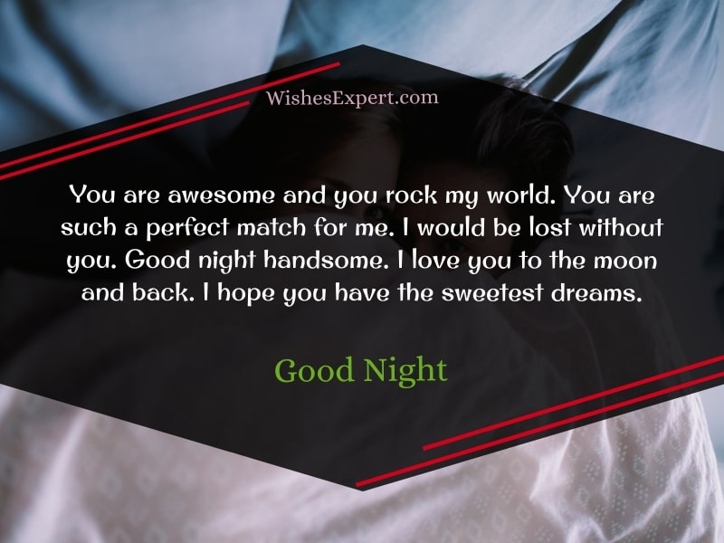 good night love you messages