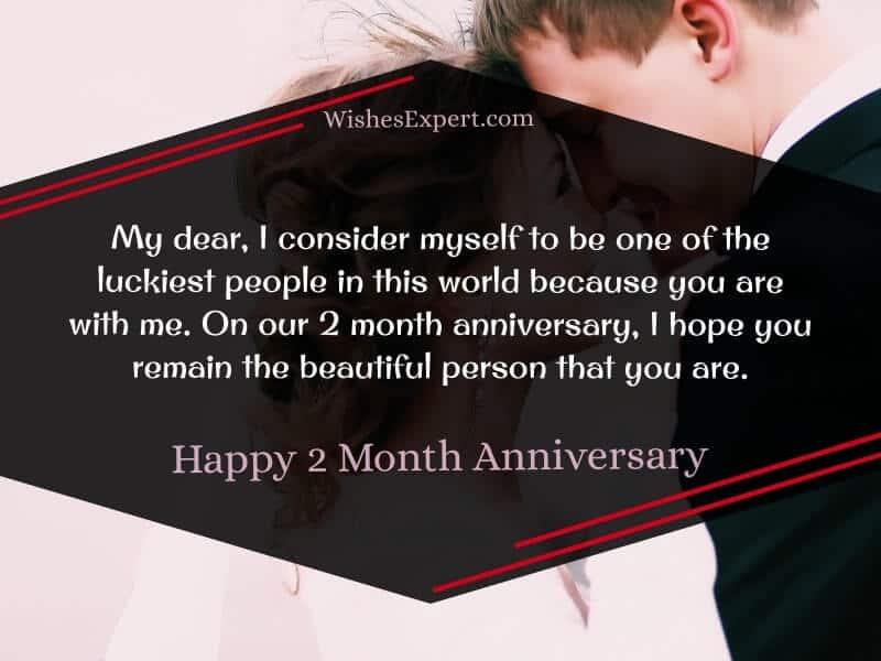 2 month anniversary