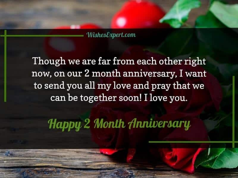 2 month anniversary quotes