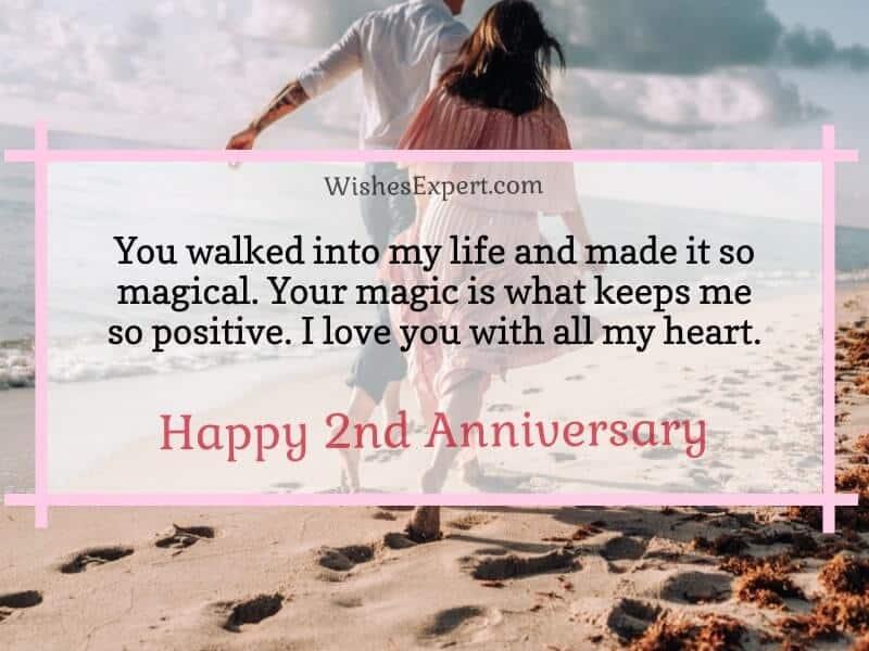 happy 2 year anniversary