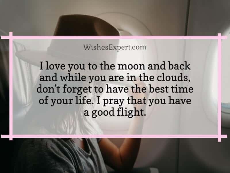 Have a Good Flight Wishes
