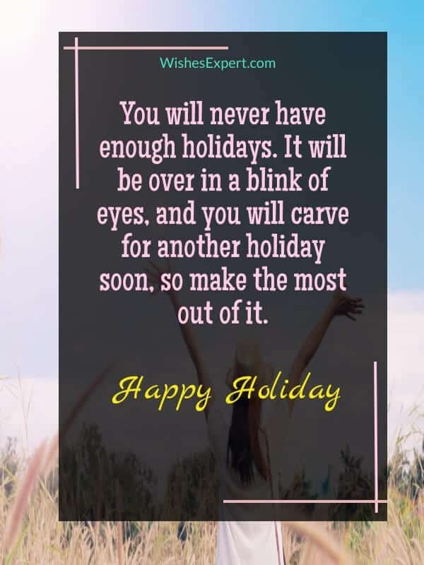 What to Write in Holiday Wishes Card