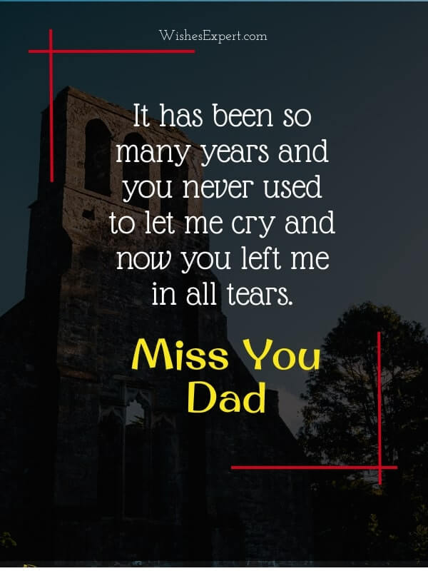 Death-Anniversary-Message-for-Father