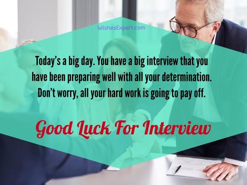 words-of-encouragement-for-job-interview