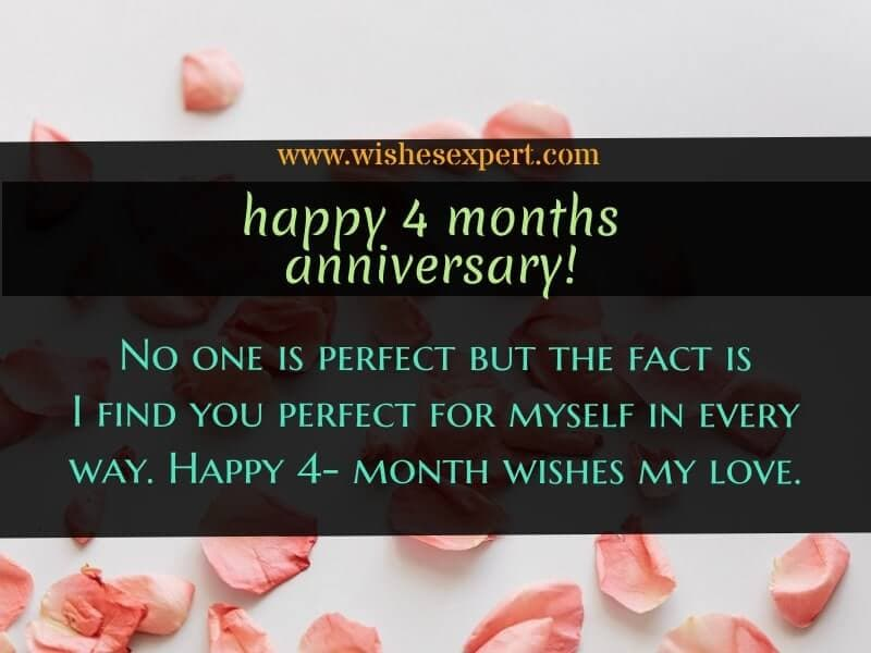 4-month-anniversary-wishes
