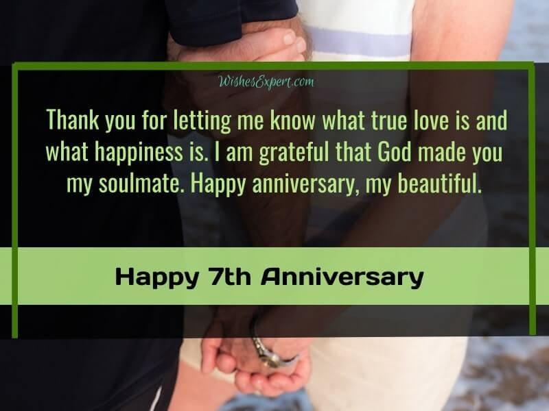 7 year anniversary