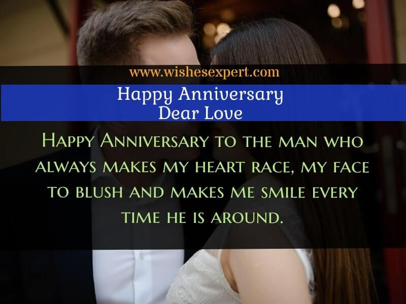 Anniversary Quotes for Boyfriend