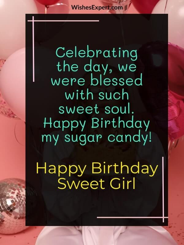 Happy Birthday Girl Images