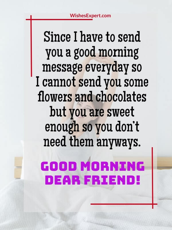 Morning Quotes for Friends