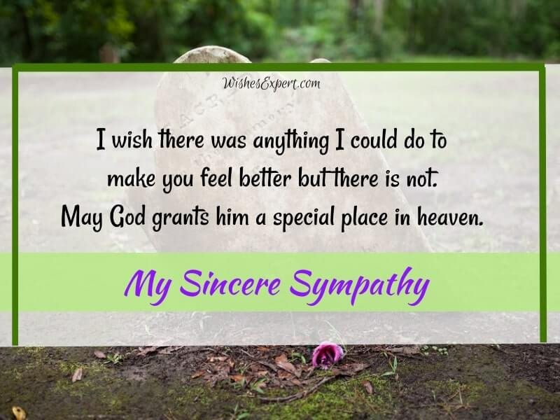 Sympathy Quotes for Loss of Child
