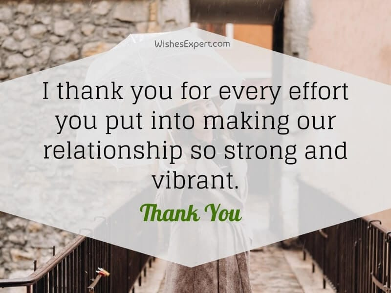 Thank you Quotes for Her