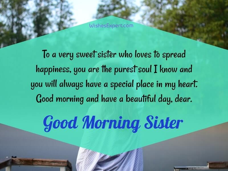good morning sister With images