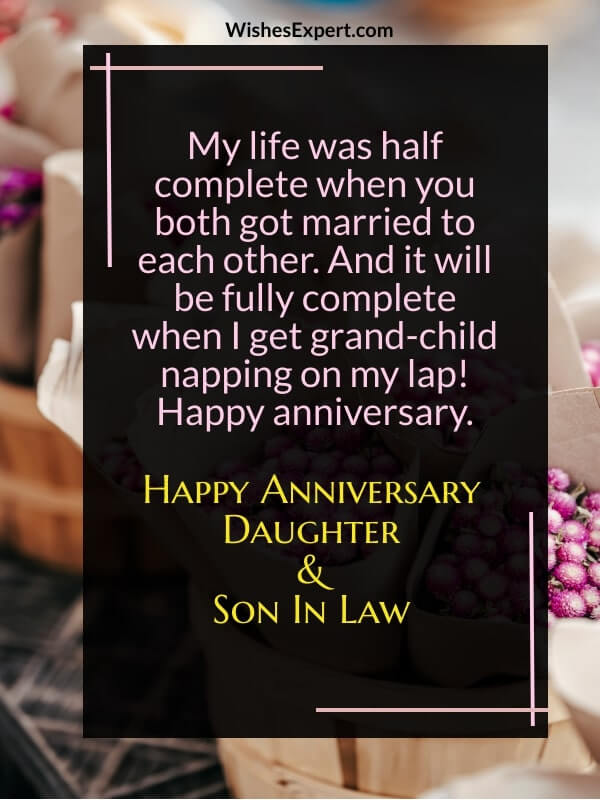 Funny-Anniversary-Wishes-For-Daughter-And-Son-In-Law