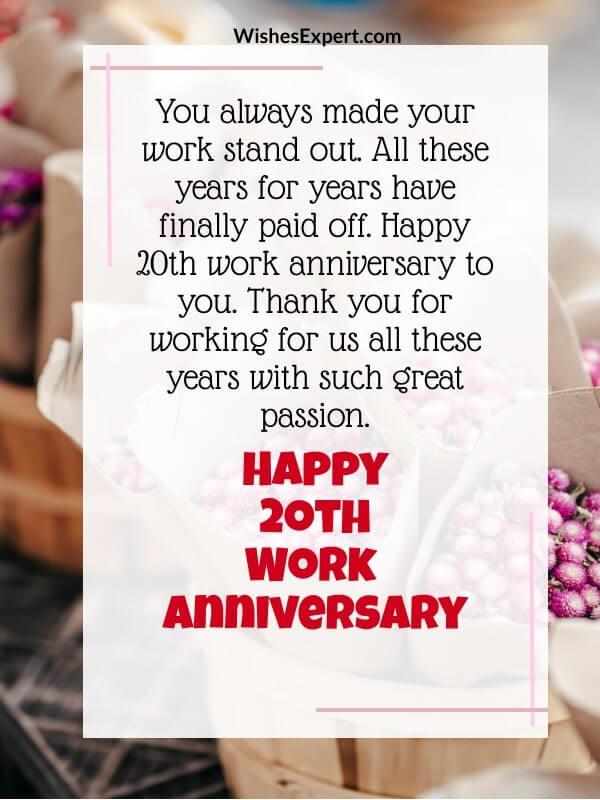 Happy-20th-Work-Anniversary
